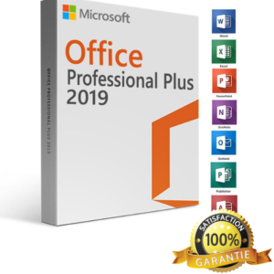 Microsoft Office Pro Plus 2019, 32/64 bit, licenta electronica