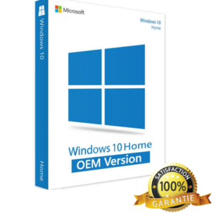 Microsoft Windows 10 Home OEM, 32/64 bit, licenta electronica